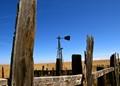 Abandoned farm - high plains of Colorado