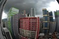 Clouds over Tsuen Wan