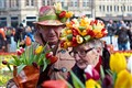 tulips on your hat