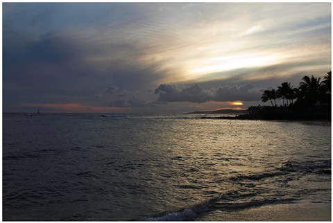 Kauai Poipu Sunset 74