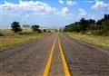 Road & Clouds