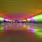 Detroit Metro's Light Tunnel