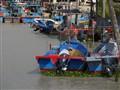 Local fisherman's boats