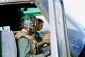 Well dressed Huey Pilots - Vietnam '66
