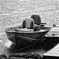 small-boat-bw