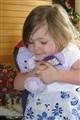 Lavender Teddy Bear