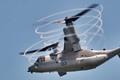 Osprey prop vapor rings