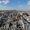 Au dessus des toits de Paris