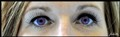 Juliette with purple eyes