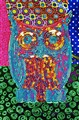 Mr Owl visits the '60's.......