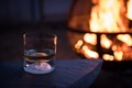 A cold night, warm fire and some nice single malt - perfect