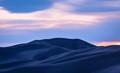 Dunes at Sunset-1