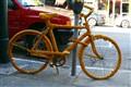 Draped Bicycle