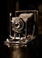 My Grandads Old camera