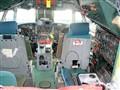 Super Costellation Flight Deck