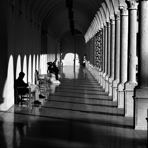 Shadows & Pillars