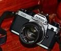 Nikon FM2n (1989) With Kit AI-S 50 mm f:1.4 Lens
