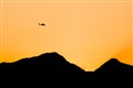 Helicopter_at_sunset