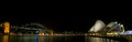 Sydney Harbor @ Night