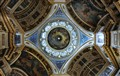 cupola of st issac's cathedral, st petersburg