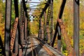 Bridge Trestle near North Conway, NH
