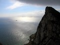 """Lost"" Ship Seen from Rock Of Gibraltar"