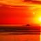 Sunset over sea - 1a