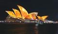 Vivid lightshow, Sydney Opera House