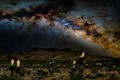 Ken Johnston Night Lights of Big Bend
