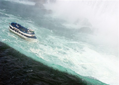 A Bad Day on The Maid of the Mist