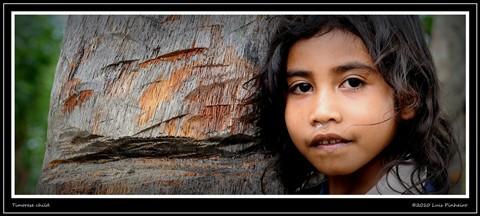 Timorese child