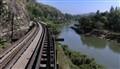 The Death Railway Kanchanaburi, Thailand