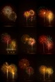 Collage Fireworks