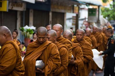 Monk's Offering
