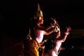 Aspara dancers Siem Reap Cambodia
