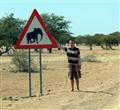 Highway C36, Namibia