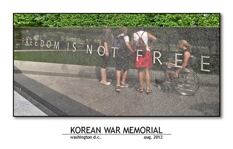 Korean War Memorial DP