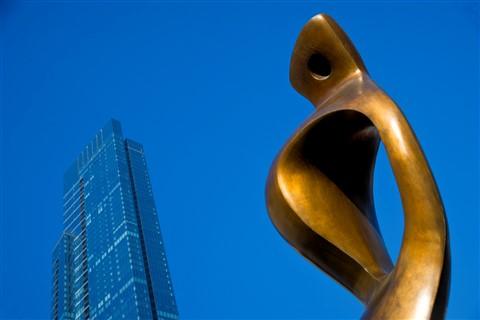 Chcago sculpture