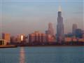 Chicago Skyline Morning