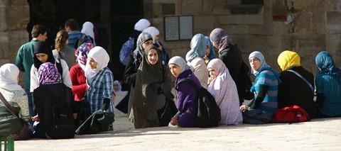 Jerusalem_girls