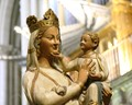 The Christ Child with His Mother, the Virgin Mary, Cathedral of Toledo, Spain