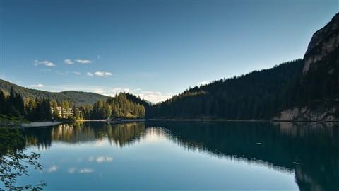 Mountain Lake-1