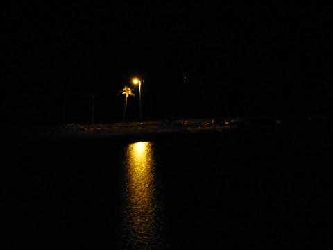 P1010809 Nawiliwili harbor at night