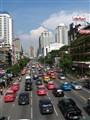 A Street of Bangkok