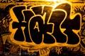 Krog St Tunnel Graffiti