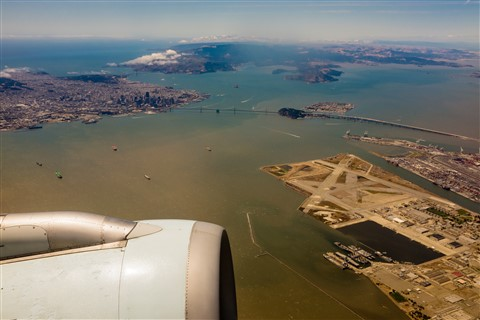 San Francisco Bay Flyover