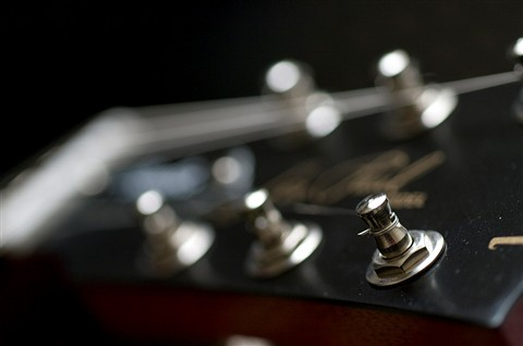 Gibson Les Paul String Post