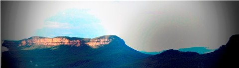 Mount solitary Panorama1