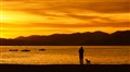 Sonnenuntergang Sestri