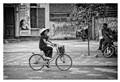 vietnamese cyclist b&w jpg